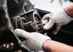 Mechanic Under Hood